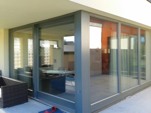 Erkélyajtó, emelő toló ajtó  Demény-fa - Ajtó - Ablak - Nyílászáró - Faipari manufaktúra